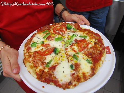 ©Joeys Pizza, selbst belegt