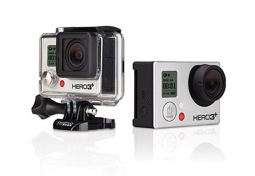 HERO3+ Black Edition Cluster 1