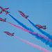 Red Arrows in Doha by ollytindall