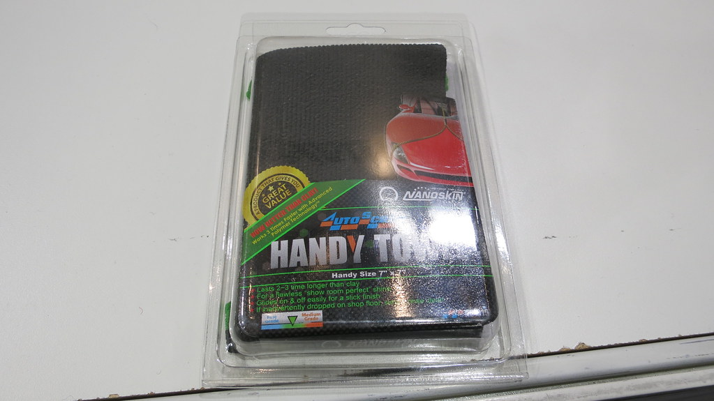 SEMA Show Day 2 - Nanoskin Handy Towel