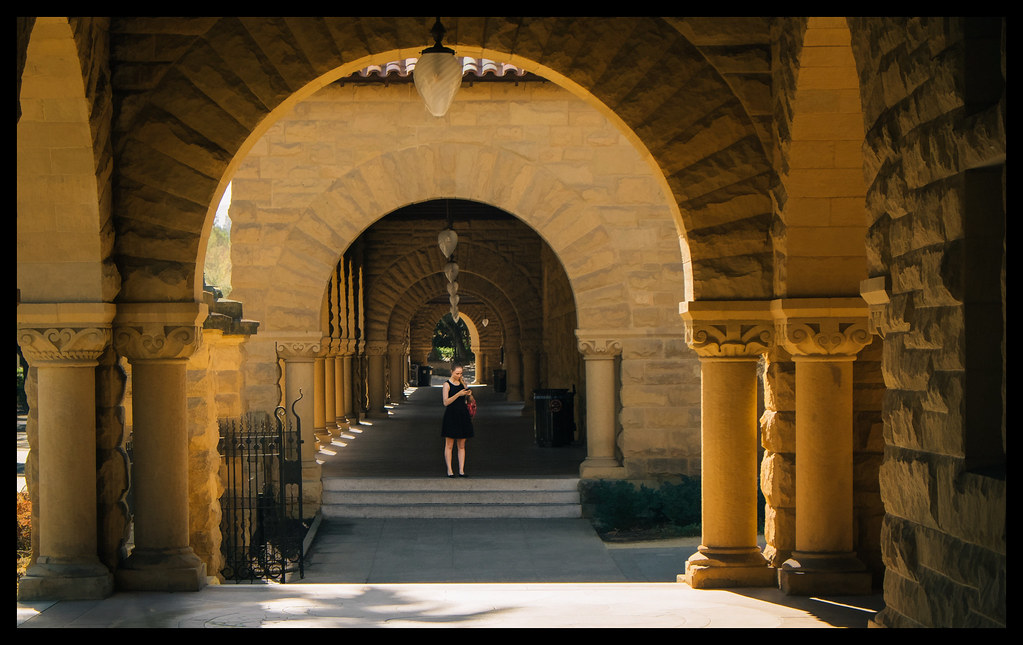 Checking In - Stanford - 2013