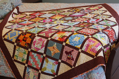 The Farmer's Wife Quilt - b