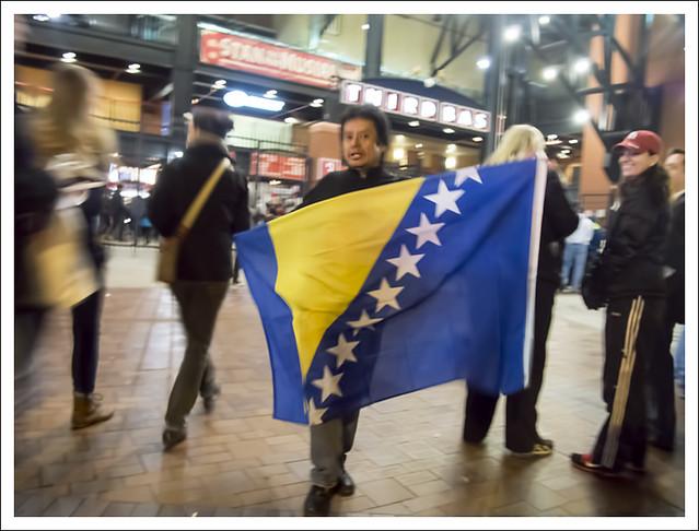 Bosnian Fans 2
