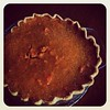 Eggnog sweet potato pie #Thanksgiving