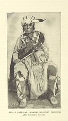 """British Library digitised image from page 356 of """"Twenty Years among our hostile Indians ... Fully illustrated from original photographs"""""""