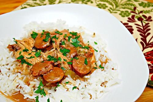Instant Pot: Smoky Shrimp & Chicken Cajun Gumbo