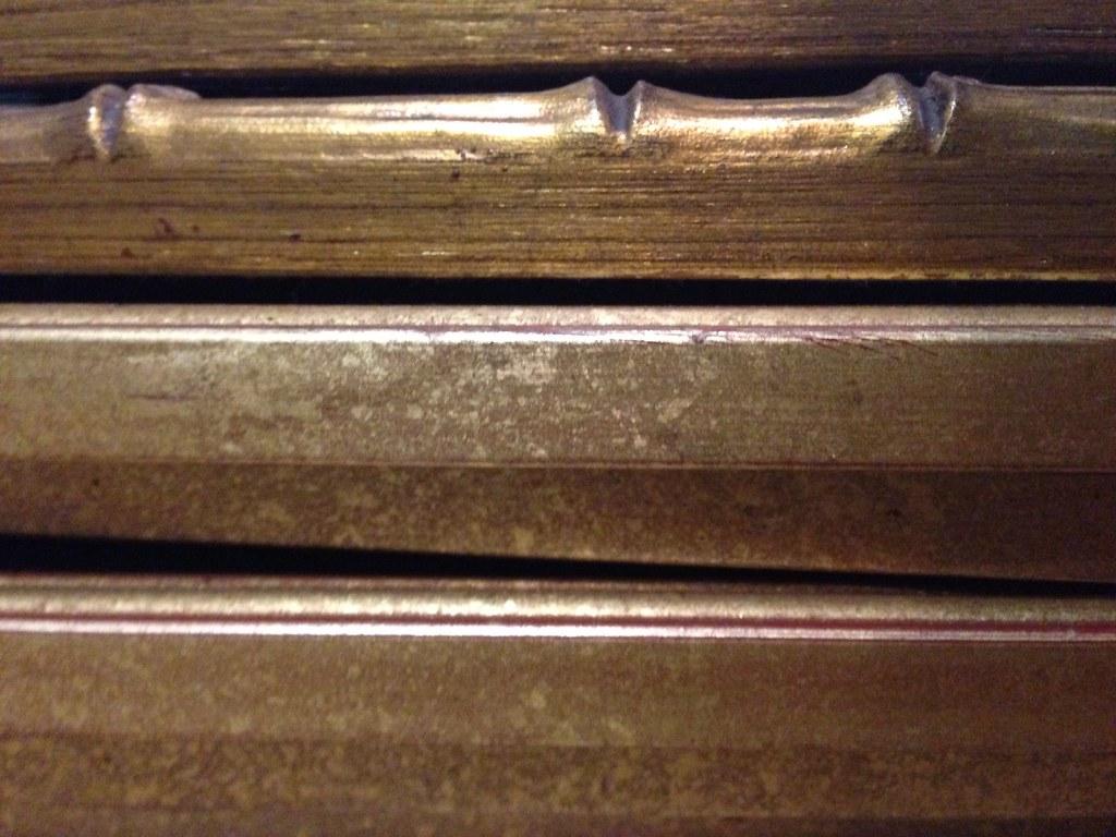 Marcos dorados [76/365]
