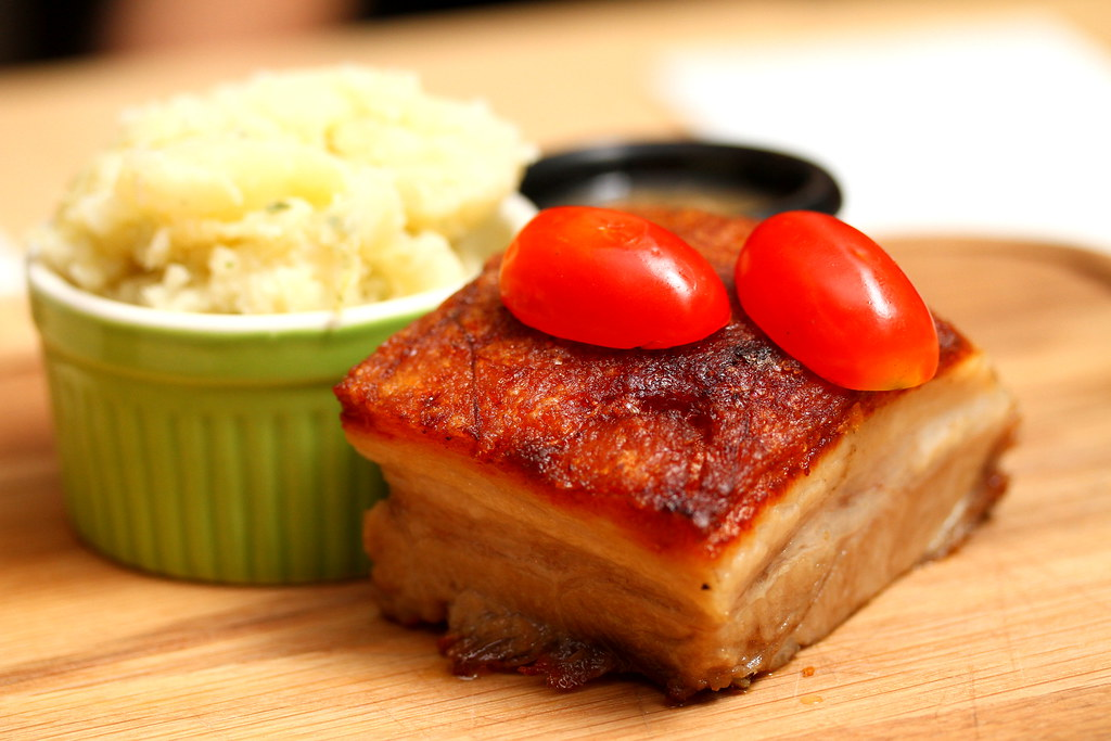 Rokeby: Kurobuta Pork Belly