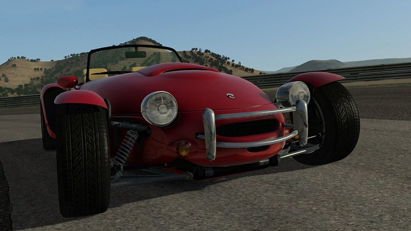 Panos Roadster