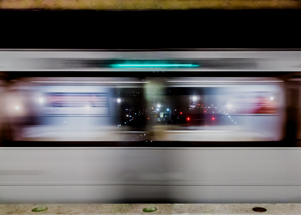 Metro by Russell Brammer from Exposed DC Photography Show