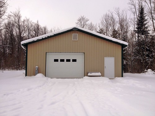 Outbuilding on Acreage
