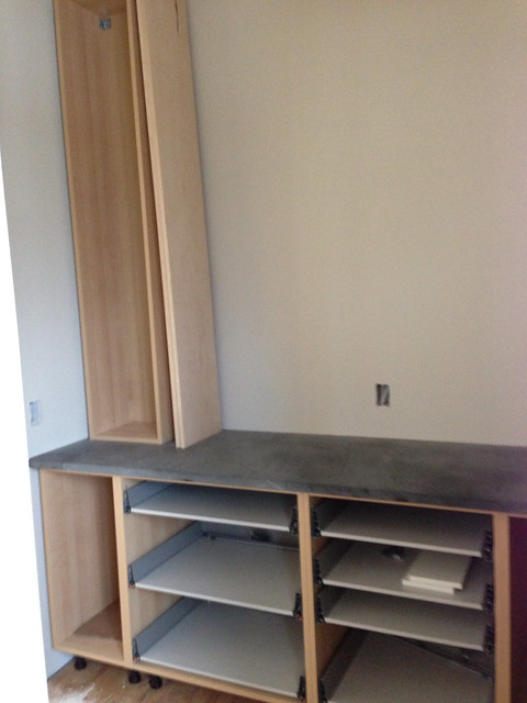 Ikea super hack for Ikea butlers pantry