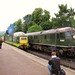 Deltic D9009 and Class 24 D5064 by teessidetrainphotographer