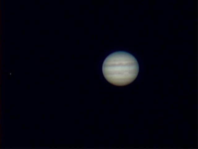 Rotación Jupiter 25-07-09