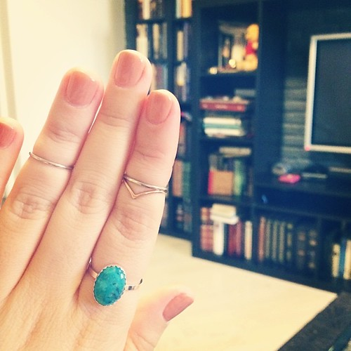 #thebohemiancollective #thebohemiancollectivejewellery #jewelry #ring #rings #nailpolishaddict #nailpolishaddicts #turquoise #turquoisering #aboveknucklering #aboveknucklerings