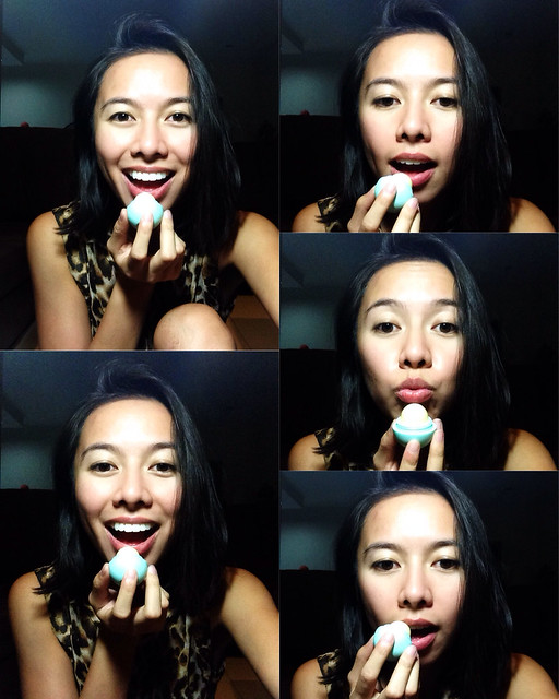 evolution of smooth lip balms