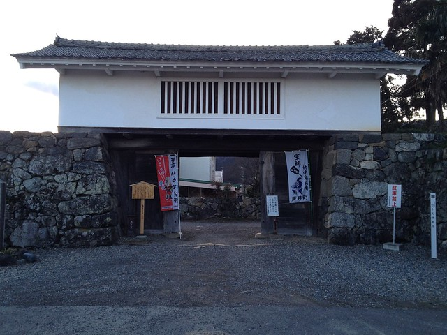 竹中半兵衛陣屋跡