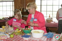 Apple Blossom - Apple Pie Baking Contest - Winches...