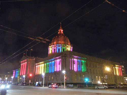 DSCN7917 _ 10th Anniversary of Same-Sex Marriage, 12 February 2014, San Francisco City Hall