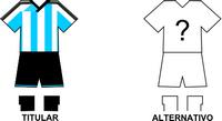 Uniforme Selección Guaireña de Fútbol