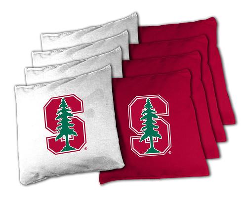 Stanford Cornhole Bags