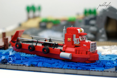Lego Cars Island_14