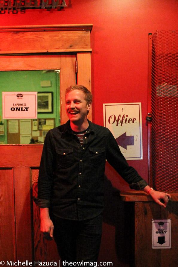 Shearwater @ Mississippi Studios, Portland 2/13/14