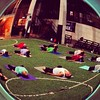 Some hip & #heartopening this morning at #rebelbootcamp #yoga #fitness #malaysia #subang