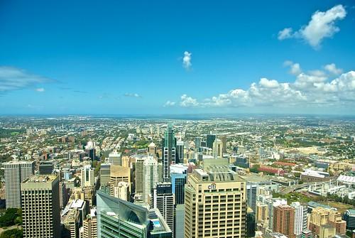 South of Sydney CBD