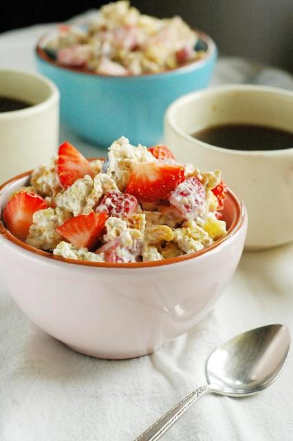 Muesli Recipe A Healthy Gluten Free Breakfast