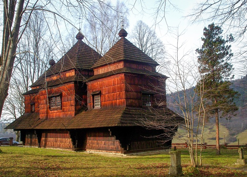 Wooden churches Carpathians