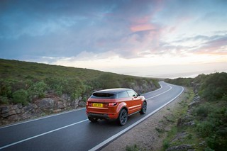 New Range Rover Evoque Autobiography