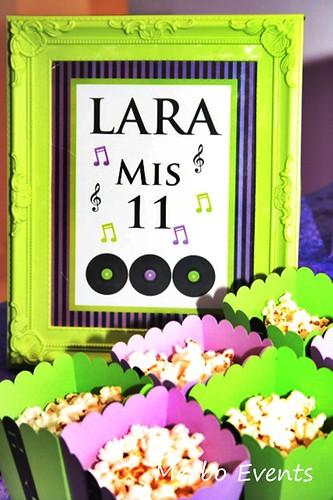 Pop corn Music Party Merbo Events