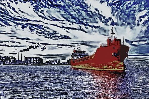 Ship by L1Comics