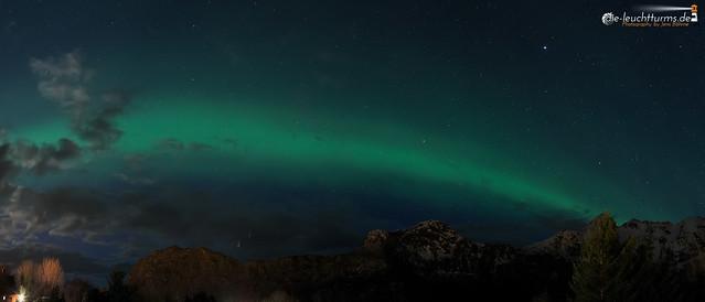 Aurora above Stamsund