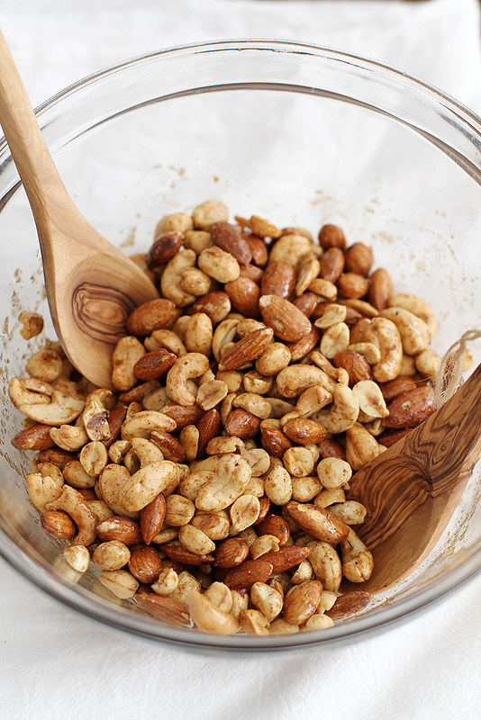 moroccan spiced nuts