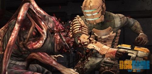 Dead Space - Isaac vs Necromorfos