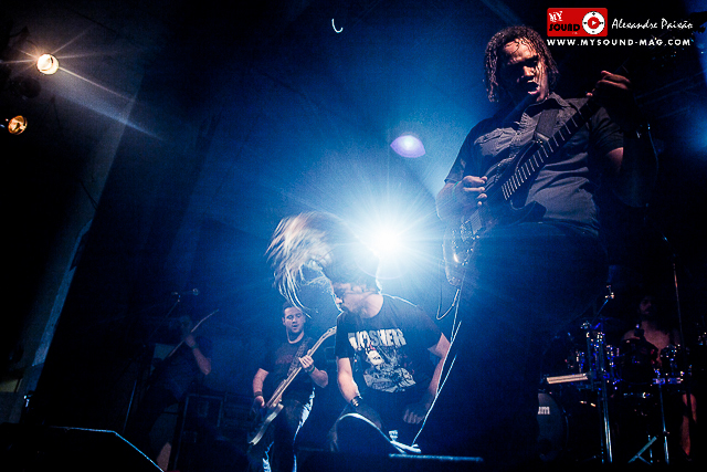 Tales For The Unspoken, Moita Metal Fest 2014