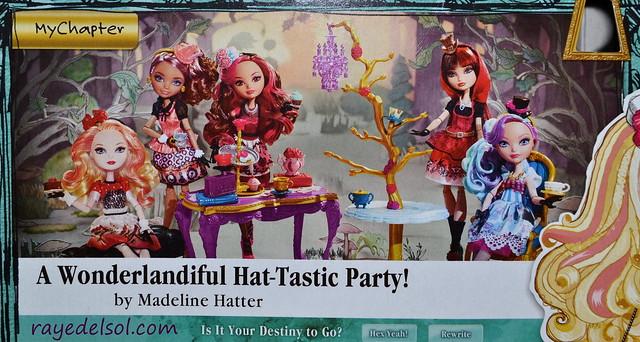 Hat-tastic