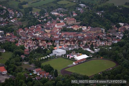 Luftbild Arnstein (1.06 km South-West) IMG_66075