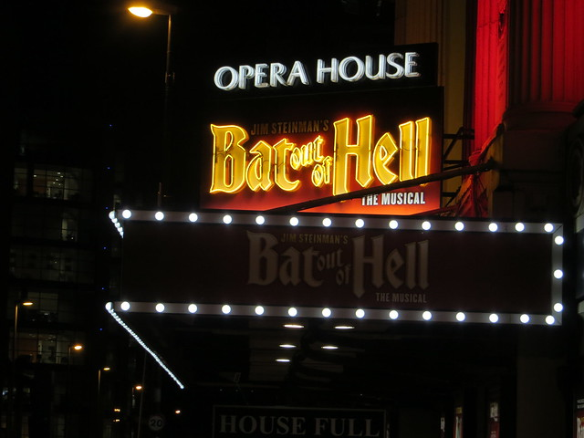 Jim Steinman's Bat Out Of Hell - The Musical