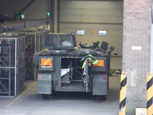 Military Vehicle, Battlesbury Barracks