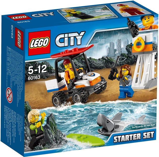 60163 Coast Guard Starter Set 1