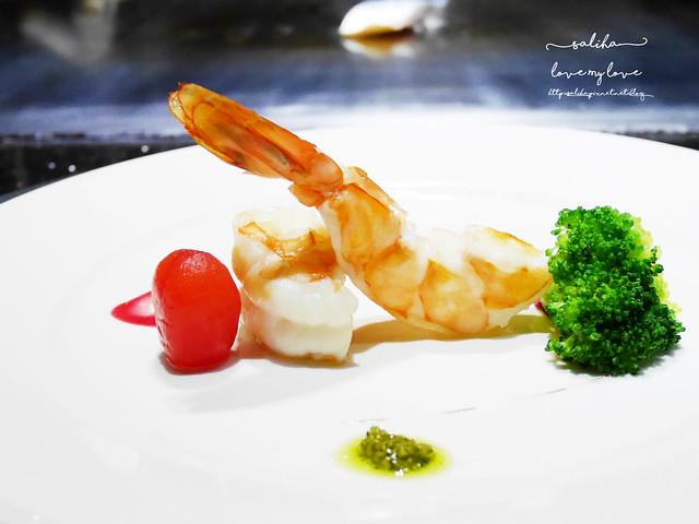 台中美食浪漫餐廳推薦南屯區五權西路凱焱鐵板燒 (19)