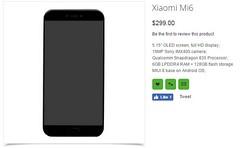 Xiaomi Mi 6 cấu hình khủng với chip Snapdragon 835, RAM 6 GB có giá chỉ từ 7 triệu?