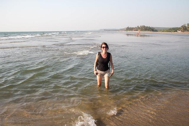 Mandrem Beach, India
