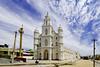 St. Andrew's Church Manakudi, Kanyakumari, Tamilnadu, India
