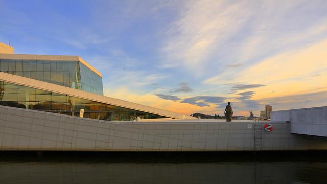 Oslo Opera april -17