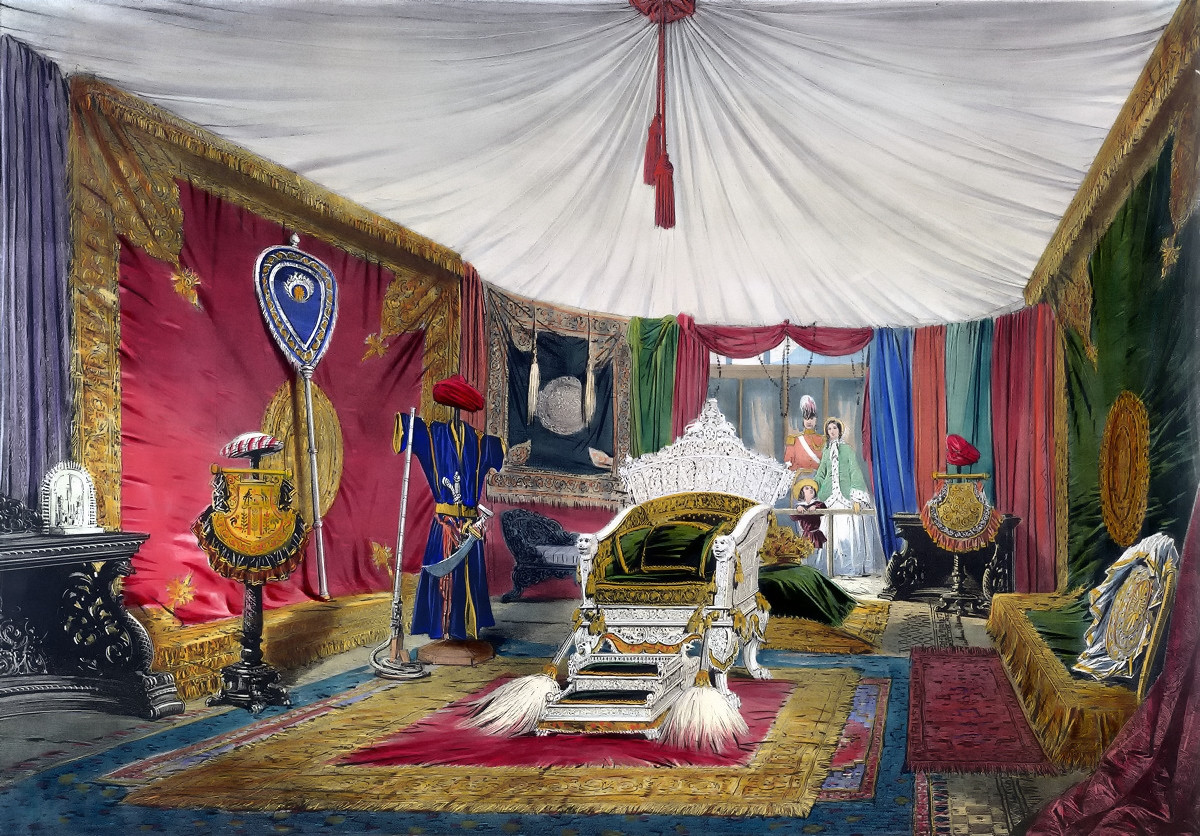 The India exhibit - Dickinson's comprehensive pictures of the Great Exhibition of 1851