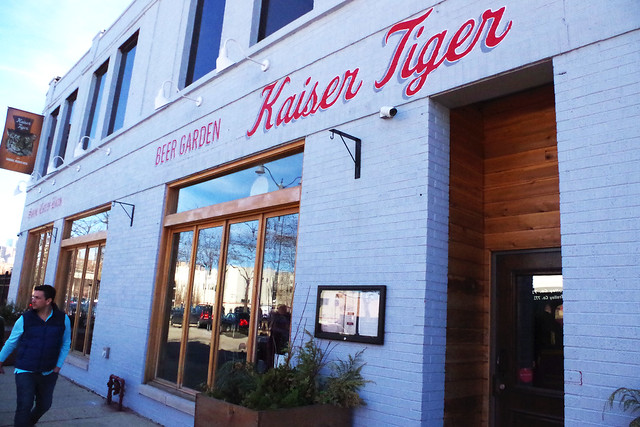 Kaiser Tiger Brunch